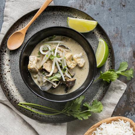 Green Thai Curry