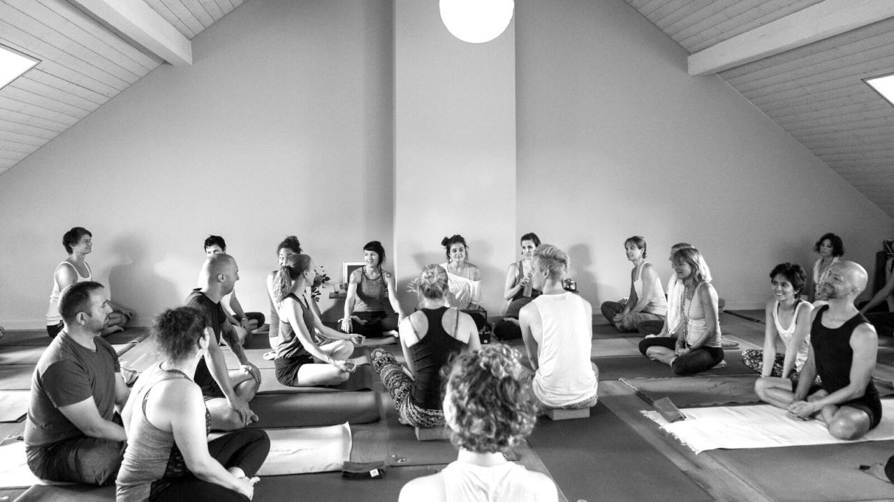 Morgenyoga in Bern