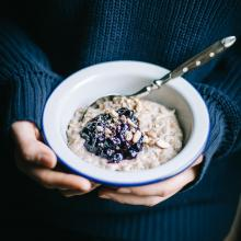 High Five Porridge