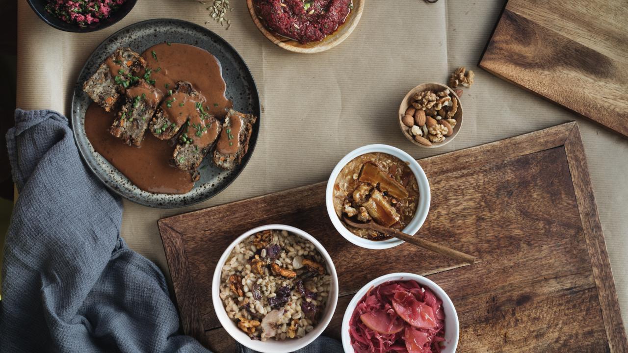 tibits - vegetarisches und veganes restaurant - tibits