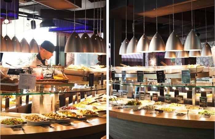 Vegetarian Restaurant Picadilly